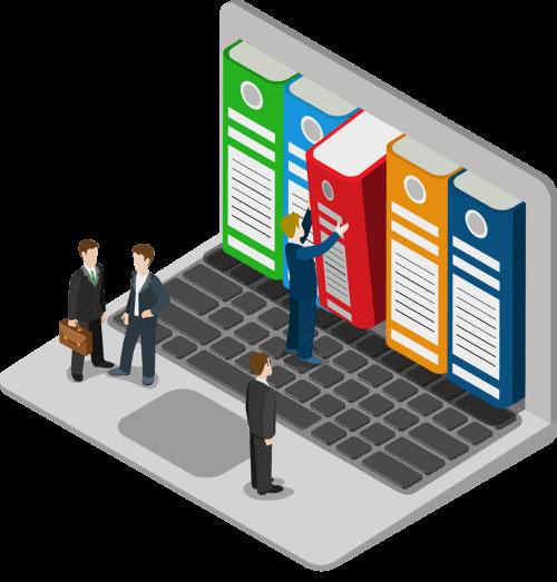 Настройка электронного документооборота