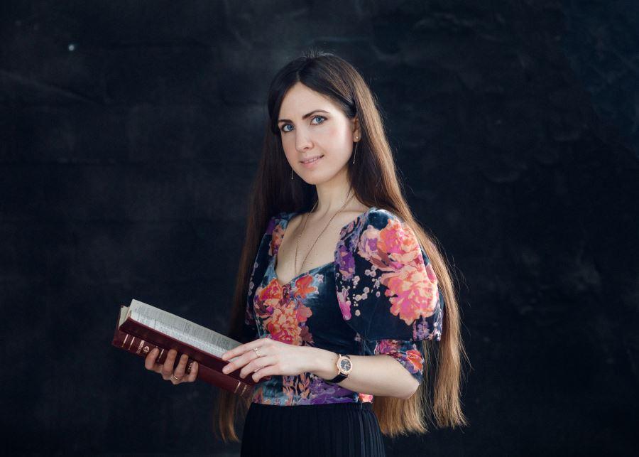 Марина Владимировна Шмелева