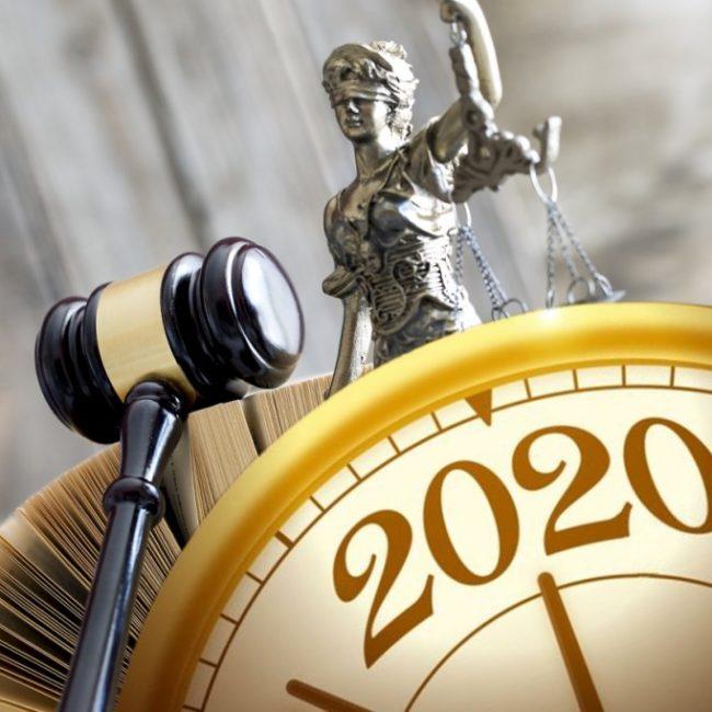 Изменения в законодательстве в 2020 году