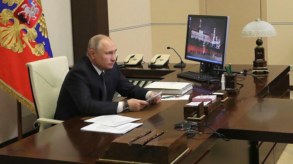 Президент России представил уточнение требований для субъектов, выступающих в качестве временно управляющей организации