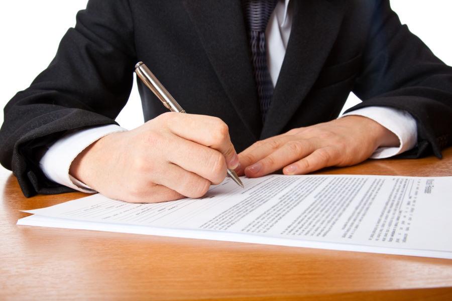 Документы, необходимые при участии в процедуре банкротства