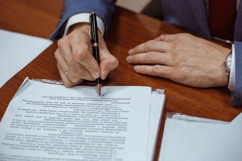 Составление договора подряда