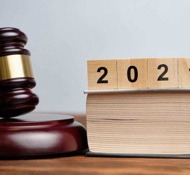 Последние изменения законодательства 2021 года
