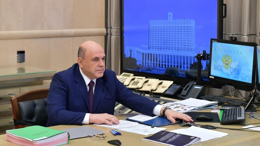 Премьер-министр о законопроекте по банкротству № 1172553-7