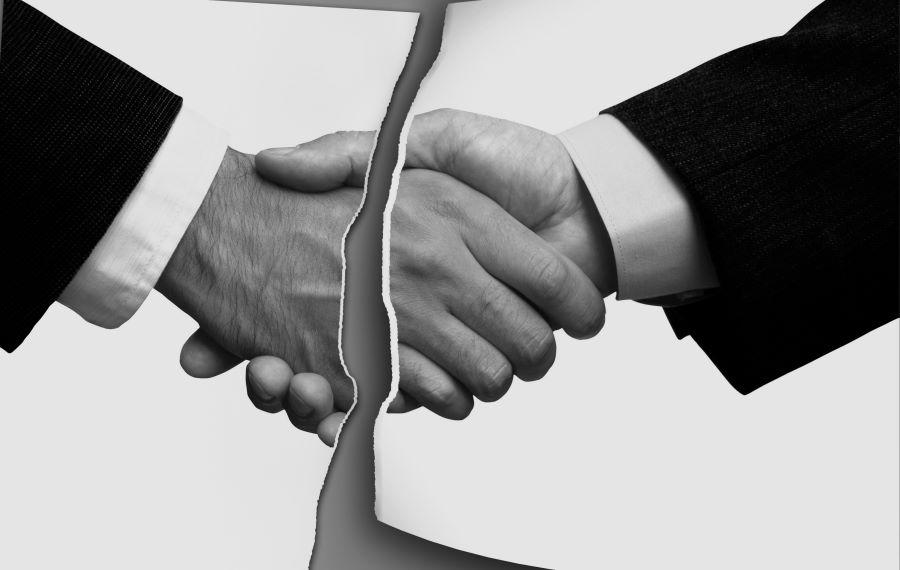 Может ли государство заблокировать международную сделку?