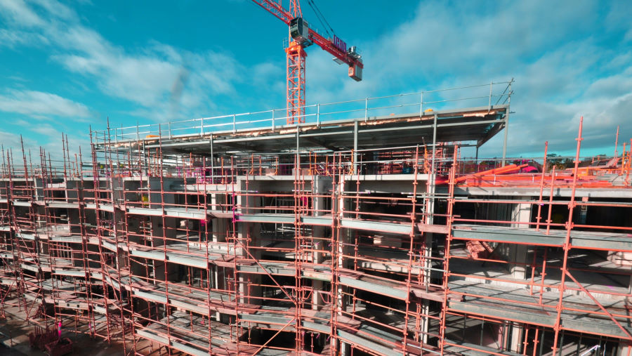 Получение документов на строительство для коммерческих и промышленных построек