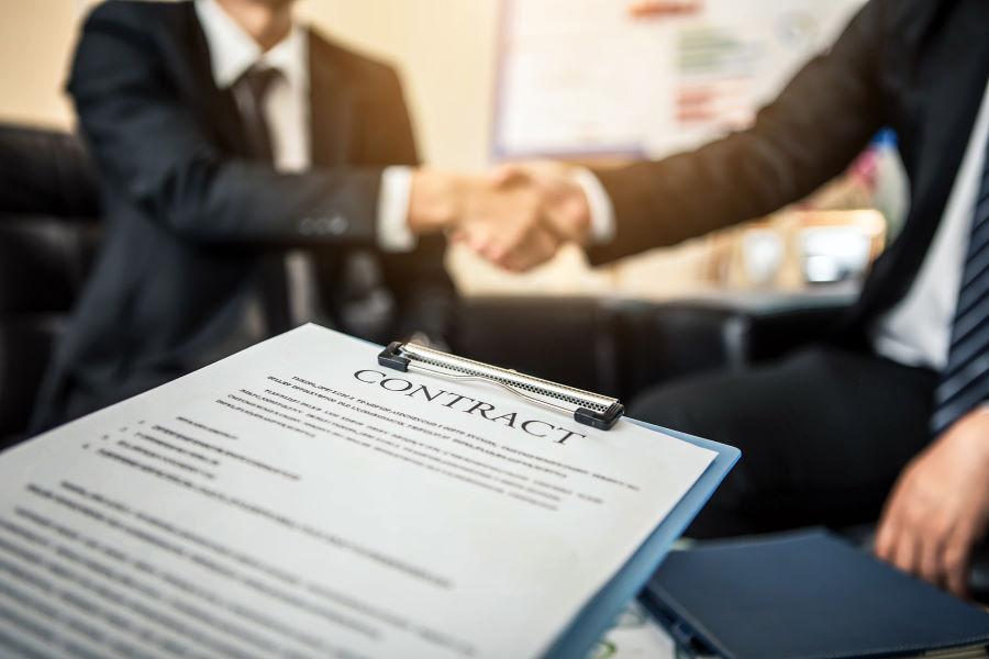 Международный коммерческий контракт